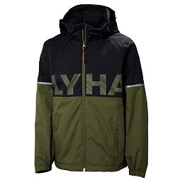 Dětská bunda Helly Hansen JR Block IT jacket - navy