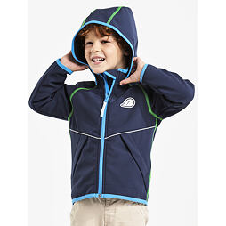 elman kids softshell jacket 502455 039 072 m191