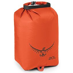 Nepromokavý pytel Osprey Ultralight Drysack 20 poppy orange