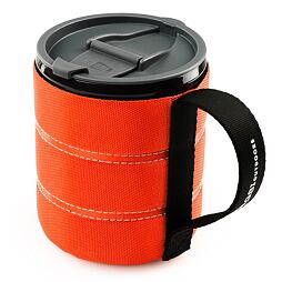 Termohrnek GSI Outdoors Infinity Backpacker Mug 0,5l orange