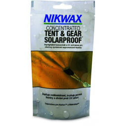 Impregnace s UV ochranou Nikwax Tent and Gear Solarproof Concentrate 150 ml