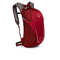 Batoh Osprey Daylite II 13 l real red