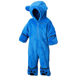 Dětský fleecový overal Columbia Foxy Baby II Bunting 438 Super Blue, Col