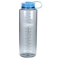 Lahev Nalgene Wide Mouth 1500 ml Šedá