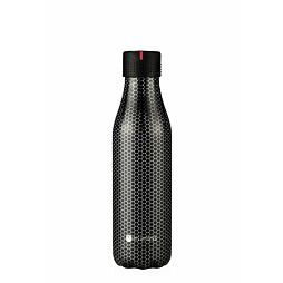 Termoska Les Artistes Bottle Up 500ml Metal texture