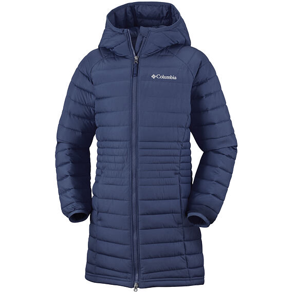 Dívčí kabát Columbia Powder Lite™ Girls Mid Jacket