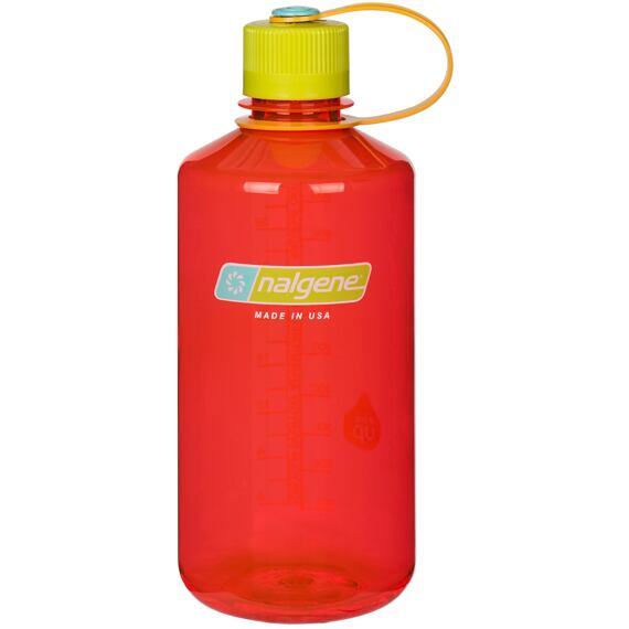 Lahev Nalgene Narrow Mouth 1000 ml model 2020 Pomegranate